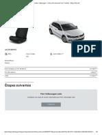 Configurateur Volkswagen _ Créez Votre Nouvelle Polo Trendline - Étape Résumé