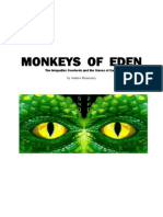 Hennessey Andrew Monkeys of Eden Telepathic Overlords and the Slaves of Earth