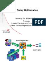Query Optimization From KCD Cincinnati