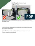 11 Trucuri Pentru Șoferii Începători Pe Care Nu Le Vei Invata Niciodata La Școala Auto