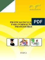 Práticas Inclusivas Formação de Professores