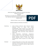 PMK No. 29 Ttg Penanggulangan Kanker Payudara Dan Kanker Leher Rahim