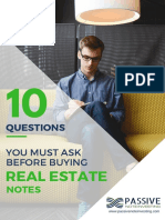 10 Questions for Buying Notes