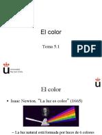 EP T5.1 (El color)