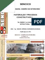 Madera Estructural