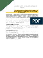 Becas y Ayudas Instrucciones Cumplimentación Asistencia - Convocatoria Estatal 2013