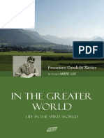 In the Greater World - Francisco Candido Xavier