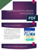 Grupo 3 Electrolitos en Medios Sanguineos.pptx444444444444444444