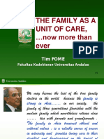 FOME_Family as a Unit of Care