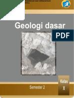 Geologi Dasar x 2