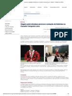 Viagem Pela Literatura Promove Contação de Histórias No Casarão Cerqueira Lima __ Notícia __ Prefeitura de Vitória