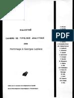 George Laplace La Fuerza de La Contradic