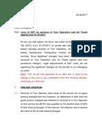 GST Circular From IATO