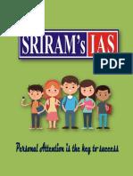 SRIRAM's IAS | Test (Assessment) | Teaching And Learning