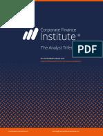 Analyst ebook