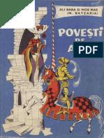 Povesti pentru copii - povesti de aur -Ali Baba.pdf