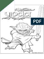 Dibujos de Stars Wars