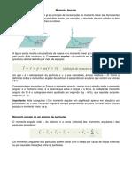 Física 2 - Momento Angular