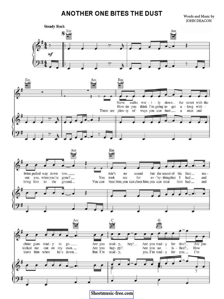 Another-One-Bites-The-Dust-Sheet-Music-Queen-(SheetMusic
