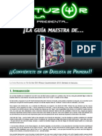 Guía YuGiOh 5Ds WC2010