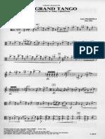 18847249 Astor Piazzolla SHEET Le Grand Tango Viola
