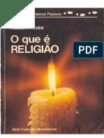 O Que é Religiao