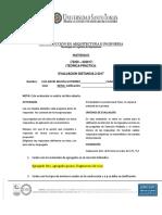 Evaluacion - Materiales - 2-2017