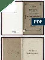 Niepce - Histoire Du Découverte Impropremment Nommé Daguerréotype
