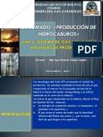 Tema 6-Gas Lift Design