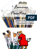 10 Famous Painters