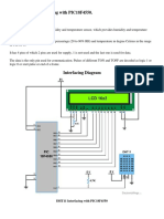Notas Para Interfase Del Sensor DHT11 Al PIC