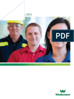 FM - Wesfarmers -Annual Report