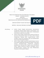 Peraturan Menteri Keuangan Nomor 83 PMK.06 2016 Tentang Tata Cara Pelaksanaan Pemusnahan Dan Penghapusan Barang Milik Negara
