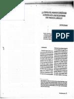 DCII. S2 SCHMIDT JAN PETER. La Teoria Del Negocio Jurídico en Alemania Hoy - LECTURA 6