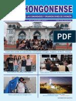 Boletín Informativo El Chongonense No 9 - 20 Noviembre 2017