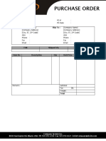 Purchase Order 05