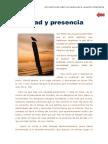03 MI CAMINO de VIDA - Soledad y Presencia