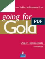 Going for Gold - Upper Intermediate Coursebook