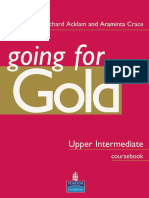 Going for Gold - Upper Intermediate Coursebook