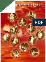 Solar Zodiac Detail