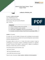 [41063-44175]AD Gerencia de Projetos Willian Da Silva Firmino