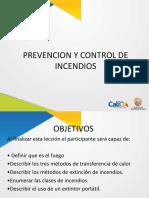Prevencion y Control de Incendios 2