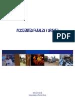 Accidentes Fatales y Graves