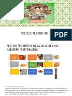 Proceso Productivo Del Chile