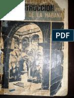 Ordenanzas Construccion La Habana 1963 Red
