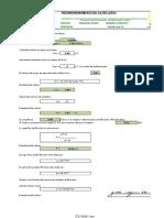 Filtro Lento - Calculo Estructural