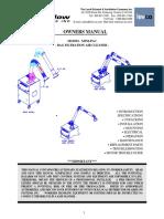 (02-07) Mini-pac Owners Manual