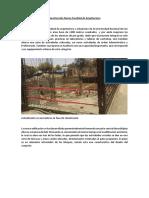 Construcción Nueva Facultad de Arquitectura