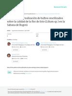 Efecto de la vernalización de bulbos reutilizados sobre la calidad de la flor de lirio.pdf