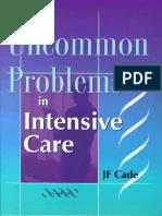 Uncommon Problems in Icu